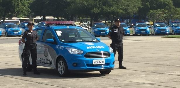 Novos carros da polícia devem aumentar em 10% frota de patrulhamento diário - UOL