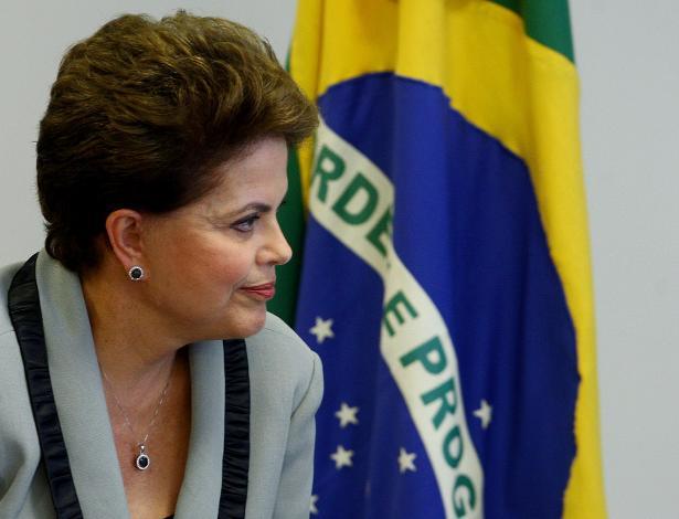 Dilma Rousseff (PT), candidata ao Senado por Minas Gerais