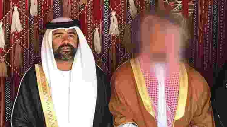 Acusado de comandar um golpe de R$ 200 milhões, Danilo Santana vive em Dubai - Reprodução/Facebook