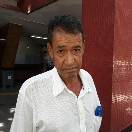 Marcos Silveira, auxiliar administrativo do hospital João XXIII - Carlos Eduardo Cherem/UOL