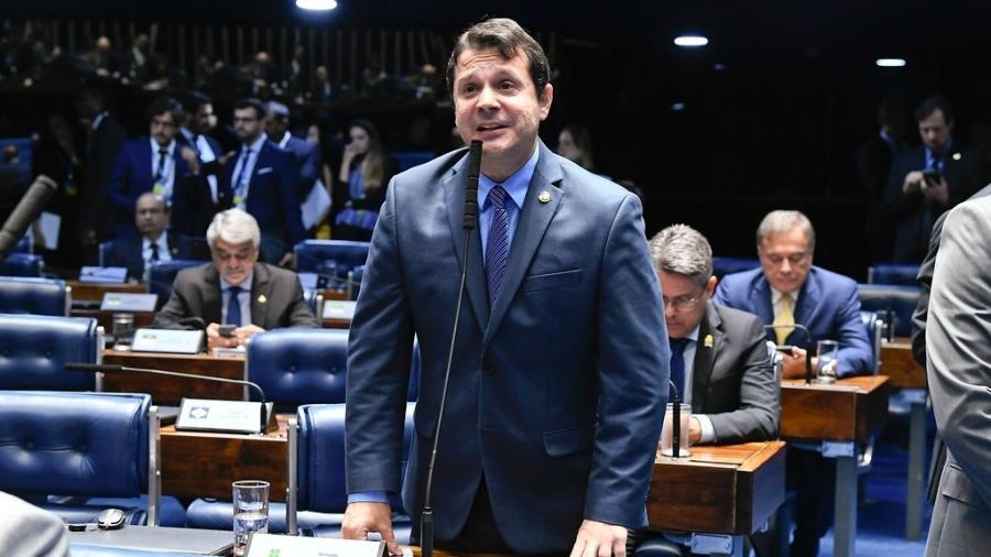 Senador Reguffe é autor do projeto e diz que já articula derrubada do veto - Roque de Sá/Agência Senado