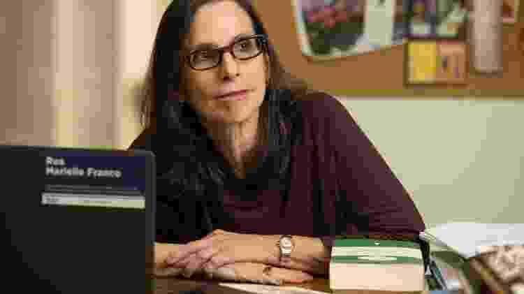 A historiadora Lilia Schwarcz - Leo Martins/UOL - Leo Martins/UOL