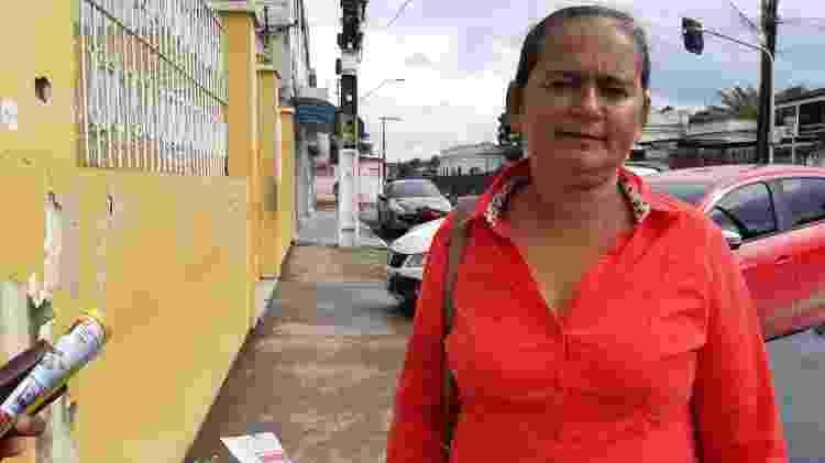 Ana Lúcia da Silva, 52, moradora de Rio Largo (AL) - Carlos Madeiro/UOL