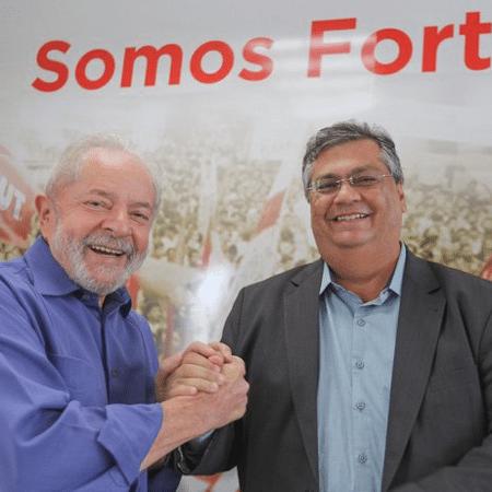 O petista e o governador se reuniram em São Paulo neste sábado - Ricardo Stuckert/Instituto Lula