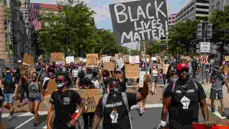 Black Lives Matter - Getty  - Getty