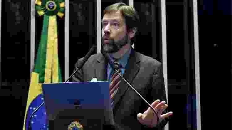 'Não é o marketing que vai conseguir mascarar o que os satélites mostram', disse Rittl à BBC News Brasil - GERALDO MAGELA/AGÊNCIA SENADO - GERALDO MAGELA/AGÊNCIA SENADO