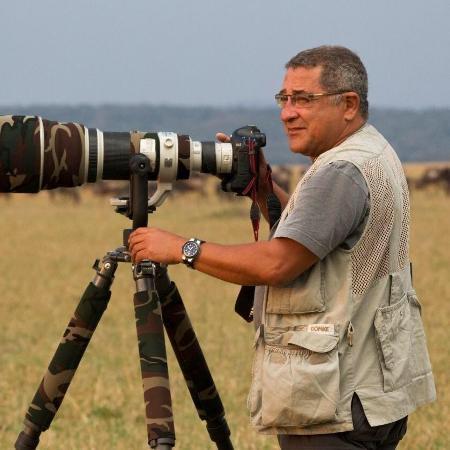 Araquém Alcântara tem 50 anos de carreira, boa parte dedicada a mostrar a paisagem brasileira - Reprodução/Facebook/araquemoficial