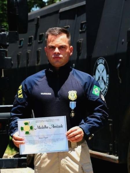 Silvinei Vasques, diretor-geral da Polícia Rodoviária Federal - Reprodução/Instagram