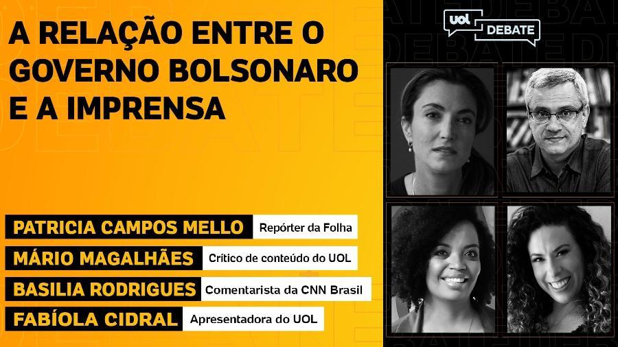 UOL Debate (07.05.21) - Arte/UOL