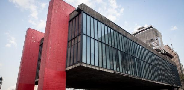 Museu de Arte de São Paulo - Raquel Cunha/Folhapress