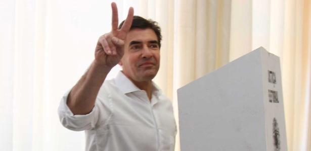 Duarte Nogueira foi eleito prefeito de Ribeirão no segundo turno com 39,86% dos votos