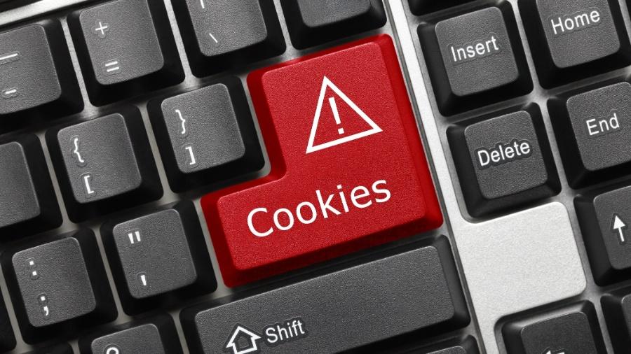 Cookies no computador, navegação - Getty Images/iStockphoto