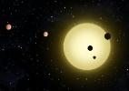 Como foi a descoberta do primeiro planeta em órbita de outra estrela e a posterior corrida pelos exoplanetas - Nasa