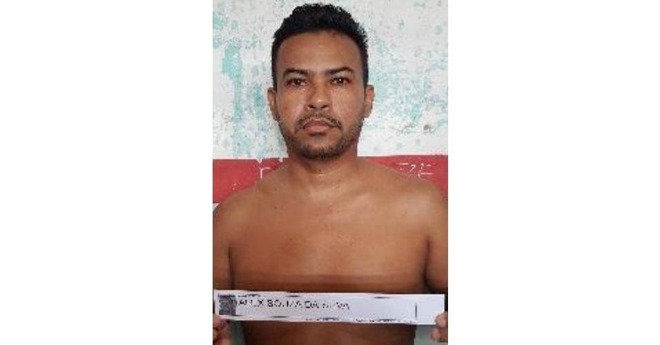 Alex Souza da Silva; crime: tráfico, homicídio e roubo