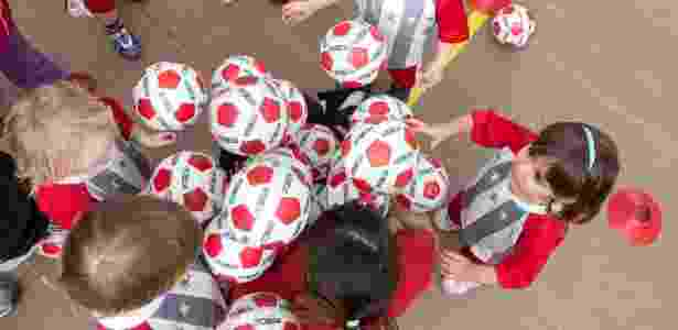 Fraquia Little Kickers - Divulgação - Divulgação