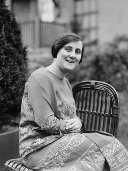 Bertha Lutz, pesquisadora do Museu Nacional e uma das líderes do movimento pelo direito ao voto feminino - United States Library of Congress