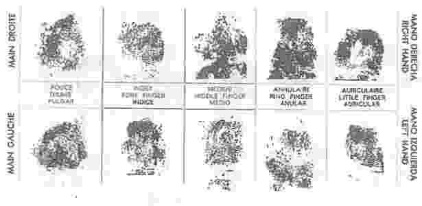 A polķcia encaminhou impressões digitais ą Interpol - Kripos - Kripos