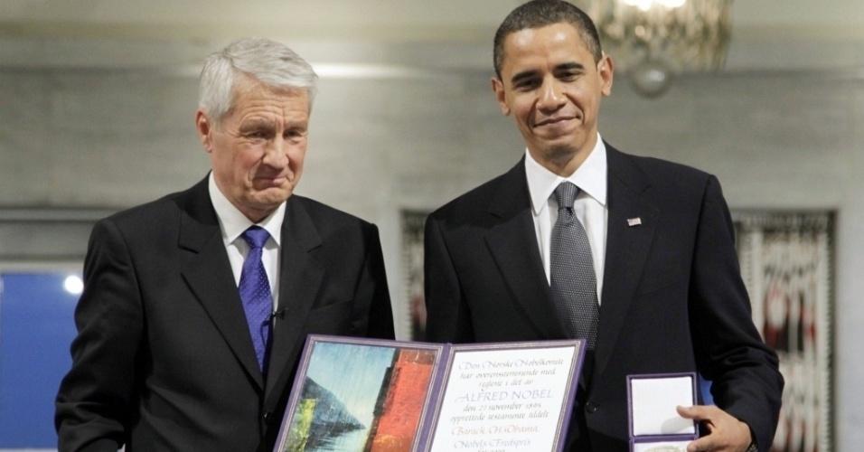 2009 - Barack Obama (EUA)