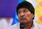 Opinião: Evo Morales está sendo hipócrita ao invocar direitos humanos para permanecer no poder (Foto: DAVID MERCADO/REUTERS)