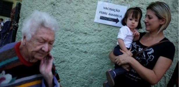 Triagem antes da vacinação é importante para garantir segurança da imunização - Reuters
