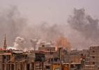 """Consequências catastróficas"", diz ONU sobre ataque sírio a acampamento palestino - Rami al Sayed/AFP"