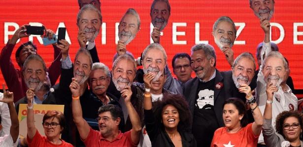 Cúpula do PT se reuniu em hotel em Belo Horizonte
