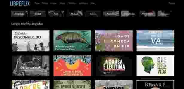 Há ótimas produções no catálogo da plataforma brasileira - Reprodução