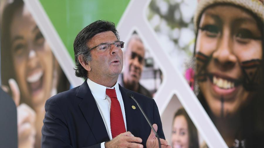 O ministro do STF, Luiz Fux - Dida Sampaio/Estadão Conteúdo
