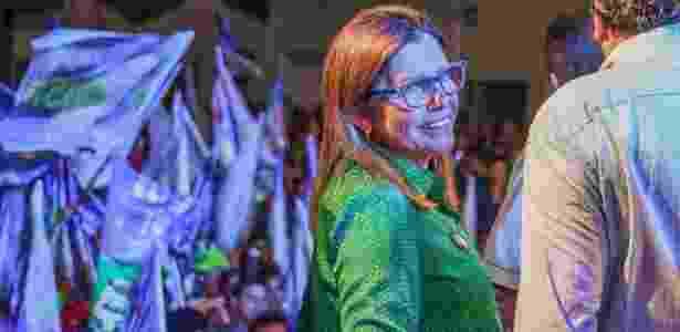 A ex-governadora Roseana Sarney (MDB) disputa a corrida eleitoral no Maranhão - Roseana/Facebook/Divulgação
