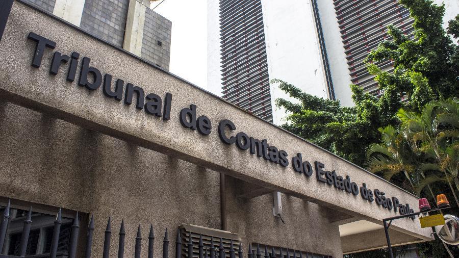 Fachada do Tribunal de Contas do Estado de São Paulo - Alf Ribeiro/Folhapress