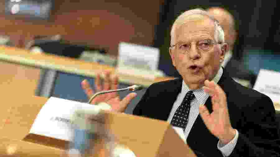 Josep Borrell - Kenzo Tribouillard/AFP
