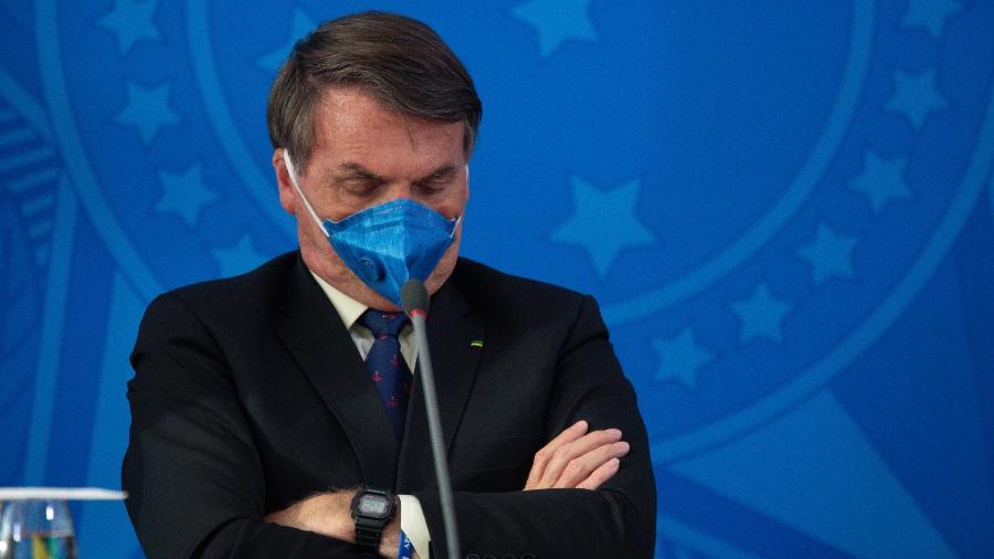 O presidente Jair Bolsonaro (sem partido) - Andressa Anholete/Getty Images