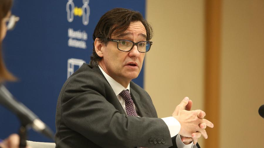 7 dez. 2020 - Ministro de Saúde espanhol, Salvador Illa. Substituto será anunciado amanhã - R. Rubio/Pool/Europa Press via Getty Images