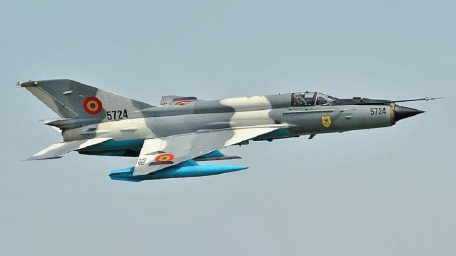 Caça soviético MiG-21 teve mais de 11 mil unidades produzidas - Wikimedia