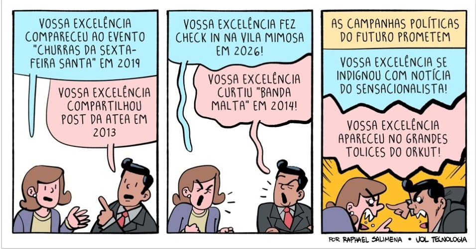 """31.out.2015 - """"Vossa Excelência"""""""