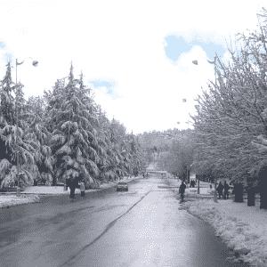 1º.jul.2016 - IFRANE (MARROCOS), -23,9°C: Já imaginou fazer esqui em Marrocos? Em Infrane, a prática é totalmente possível. A cidade localizada no centro-norte do Marrocos fica nas montanhas do Atlas Médio, a 1.700 metros de altitude, e por ter sido colonizada por franceses possui características europeias. A altitude faz com que a neve seja abundante no inverno. Foi em Infrane que se registrou a temperatura mais baixa da África: -23,9°C, em 11 de fevereiro de 1935 - Wikipedia/Creative Commons