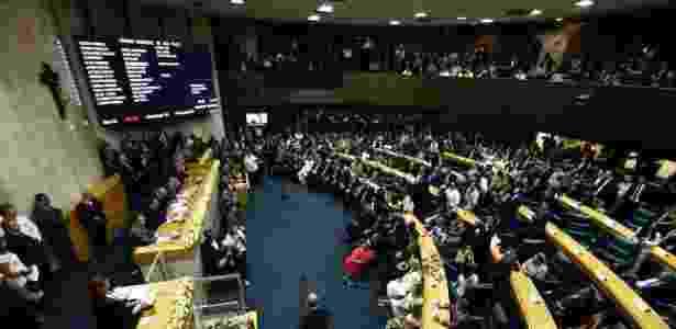 Cerimonia de posse do prefeito João Doria e vereadores de SP, na câmara municipal - Adriano Vizoni/Folhapress - Adriano Vizoni/Folhapress