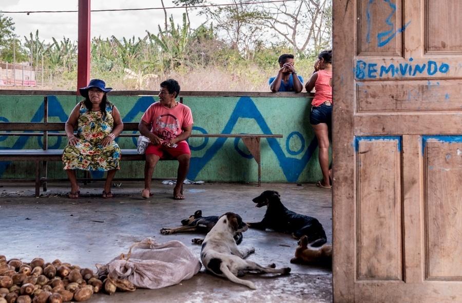 Aldeia Iriri fica na terra indígena Cachoeira Seca (PA). Área foi homologada pela ex-presidente Dilma Rousseff (PT) nos últimos dias antes do impeachment, mas ficou faltando a parte mais difícil: o reassentamento das mais de mil famílias de ocupantes não indígenas que dividem os cerca de 730 mil hectares da área com os índios araras e xipaias