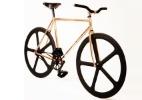 Britânico fabrica bicicletas sob medida que duram a vida toda (Foto: Reprodução)
