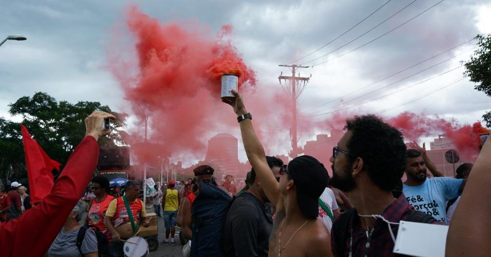 Após condenação, manifestantes fazem atos pró e contra Lula pelo país