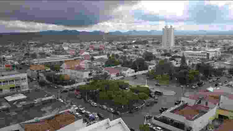A cidade de Sousa tem 69 mil habitantes - Divulgação - Divulgação