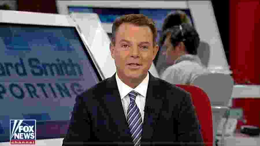 Shepard Smith, âncora do canal Fox News anuncia demissão ao vivo - Reprodução/Fox News
