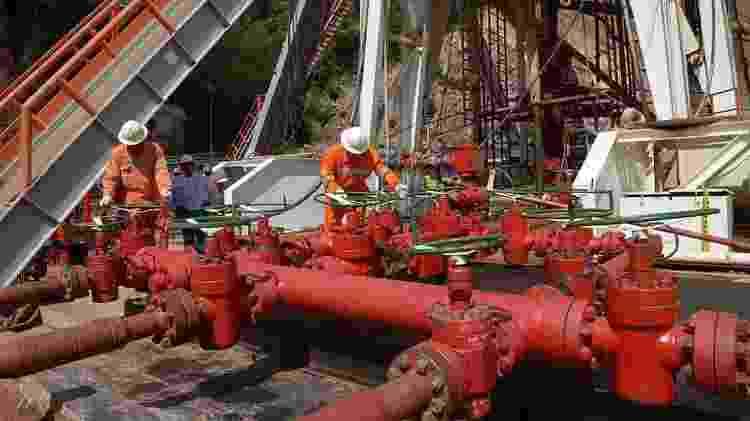 Brasil e Argentina são destino de 32% das exportações de gás natural da Bolívia - Getty Images - Getty Images