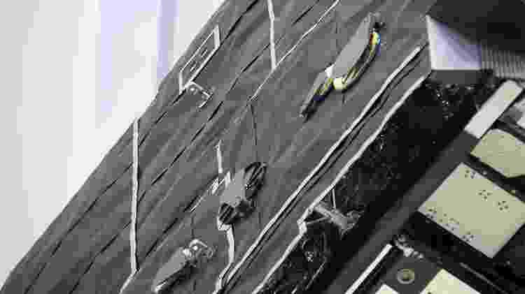 """Para capturar imagens e ao mesmo tempo sobreviver a exterior hostil, sonda terá """"olhos mágicos"""" especiais - ESA - S. Corvaja via BBC"""