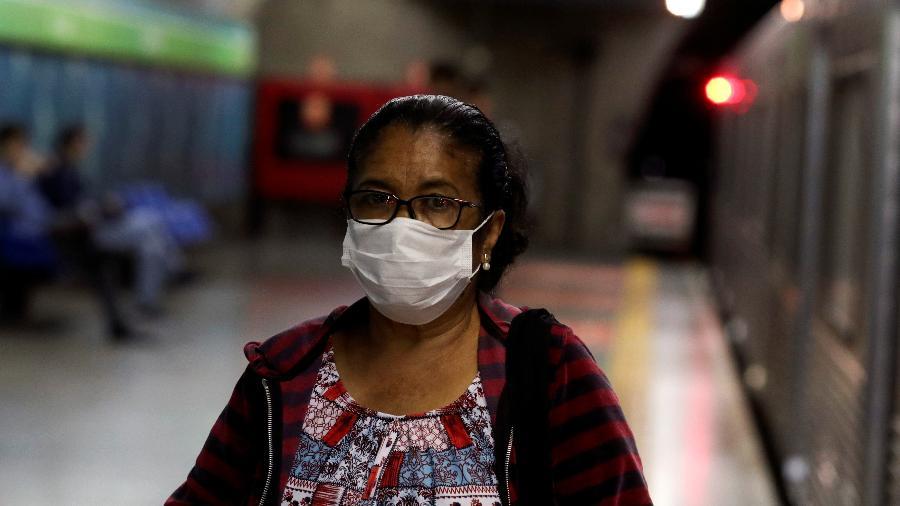 """A diretora citou que há um """"salto"""" em casos de covid-19 na Guiana e da Bolívia, que fazem fronteira com o Brasil - Amanda Perobelli/Reuters"""