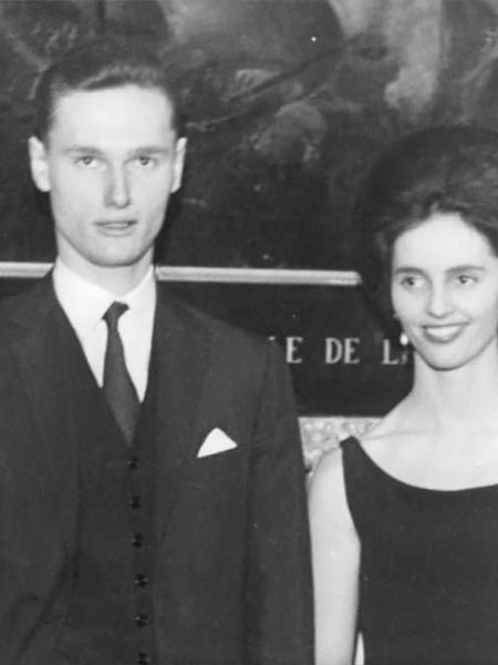 Duque de Alfena, príncipe Sixto Enrique de Borbon, com sua irmã Maria Teresa - Reprodução/Facebook