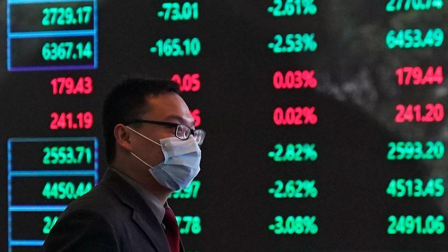 Foi o oitavo pregão consecutivo de ganhos para o índice de blue-chips de Shenzhen - ALY SONG
