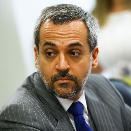 7.mai.2020 - Abraham Weintraub, ex-ministro da Educação - Marcelo Camargo/Agência Brasil