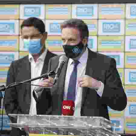 Segundo Crivela, o recurso será revertido para saúde e educação - Divulgação/Prefeitura do Rio