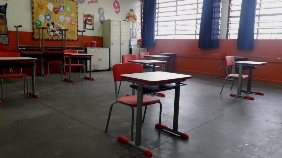"""Entidades chamaram emenda que destina 10% da verba do fundo para o ensino privado de """"desmobilização das redes públicas"""" - Wanderley Preite Sobrinho/UOL"""